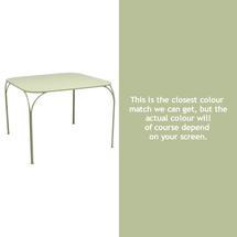 Kintbury Dining Table - Willow Green