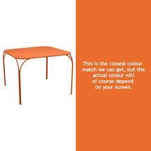 Kintbury Dining Table - Carrot