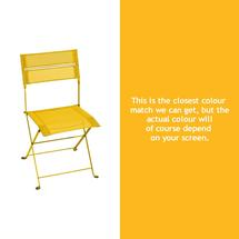 Latitude Folding Chair - Honey
