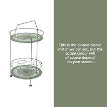 Montmartre Portable Side Table - Cactus