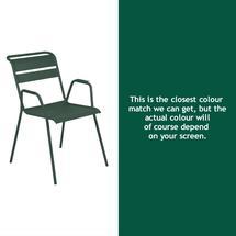 Monceau XL Armchair - Cedar Green