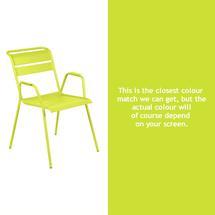Monceau XL Armchair - Verbena Green