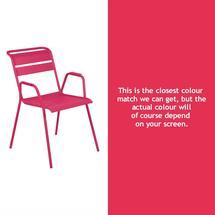 Monceau XL Armchair - Pink Praline