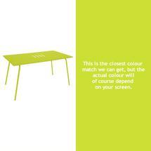 Monceau 146 x 80cm Table - Verbena Green