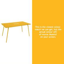 Monceau 146 x 80cm Table - Honey