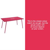 Monceau 146 x 80cm Table - Pink Praline