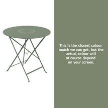 Floreal 77cm Round Table - Cactus