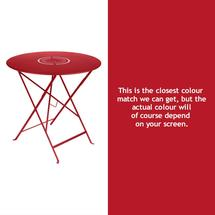 Floreal 77cm Round Table - Poppy