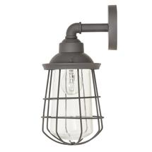 Finsbury Outdoor Wall Light - Charcoal