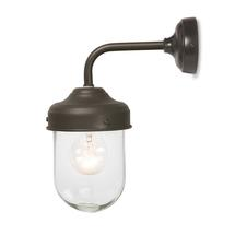 Outdoor Barn Lamp -Taupe