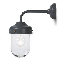 Outdoor Barn Lamp - Charcoal