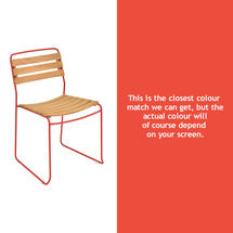 Surprising Teak Chair - Capucine