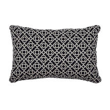 Lorette Cushion Retangle 68 X 44 - Liquorice