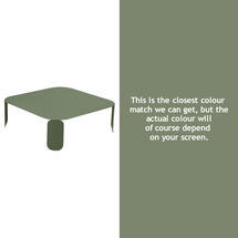 Bebop Square Table - 29cm high- Cactus