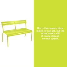 Luxembourg Bench - Verbena Green