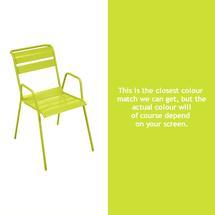 Monceau Armchair - Verbena Green