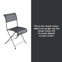 Dune Premium Chair - Anthracite