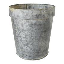 Zinc Flower Pot - Medium
