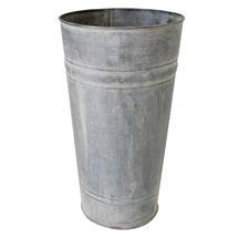 Zinc Florist Buckets - Large