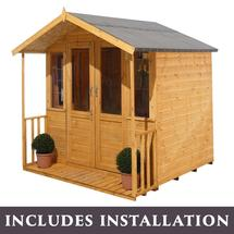 Maplehurst Summerhouse with Assembly Service
