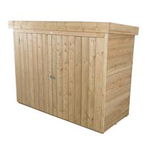 Lean to Overlapped Large Outdoor Store - Pressure Treated