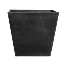 Eco Planter - Charcoal Tapered Square 50cm