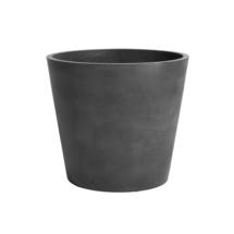Eco Planter - Charcoal Conical 40cm