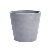 Eco Planter - Concrete Grey Conical 40cm