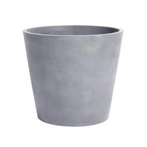 Eco Planter - Concrete Grey Conical 50cm