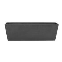 Eco Planter - Charcoal Balcony Trough