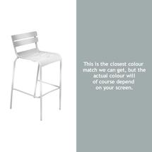 Luxembourg High Chair - Steel Grey