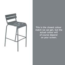Luxembourg High Chair - Storm Grey