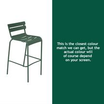 Luxembourg High Chair - Cedar Green