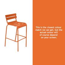 Luxembourg High Chair - Carrot