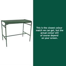Luxembourg High Bar Table - Cedar Green