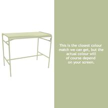 Luxembourg High Bar Table - Willow Green
