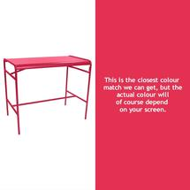 Luxembourg High Bar Table - Pink Praline