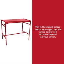 Luxembourg High Bar Table - Poppy