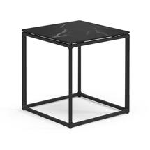Maya Side Table Table - Ceramic/Meteor