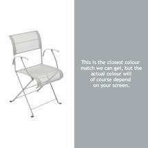 Dune Premium Armchair - Steel Grey