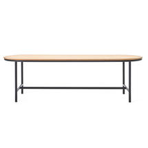 Wicked Dining Table 250 X 90cm  - Teak Top