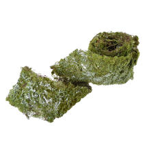 Silver Shimmer Moss Roll