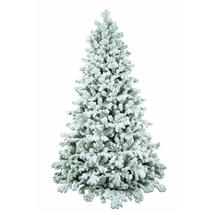 Nordic Snowy 6.5ft LED Fir Tree