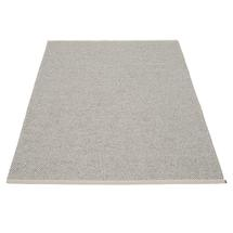 Svea 140 x 220cm Warm Grey/Granit Metallic