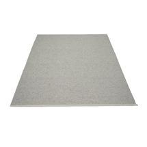Svea 180 x 260cm Warm Grey/Granit Metallic