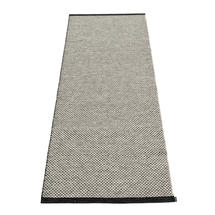 Effi 70 x 200cm Black/Warm Grey/Vanilla