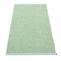 Effi 85 x 160cm Pale Turquoise/Grass Green/Vanilla