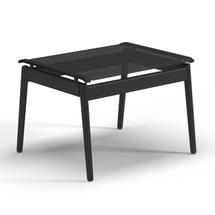 180 Outdoor Ottoman - Meteor/Anthracite