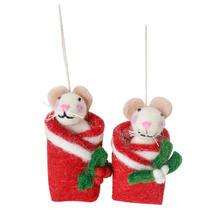 Duvet Day Christmas Mice