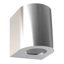 Canto 2 Wall Light - Stainless Steel